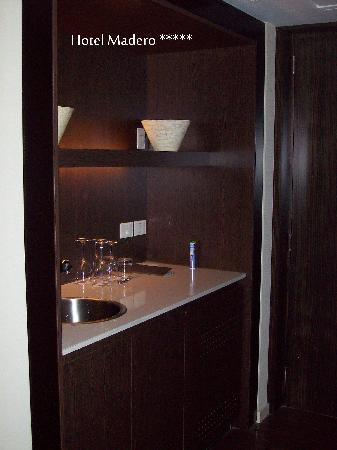 Hotel Madero Zimmer