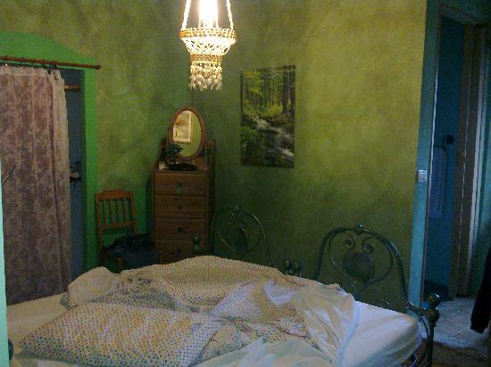 Agriturismo Borgo di Torri: Camera