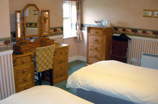 The Waggon & Horses: En-suite bedroom
