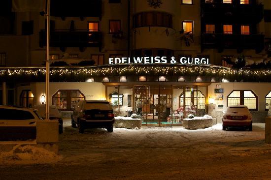 Hotel Edelweiss & Gurgl: Hotel frontage