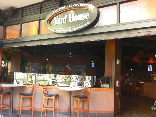 Backyard House Restaurant : ??  Picture of Yard House Restaurant, Honolulu  TripAdvisor