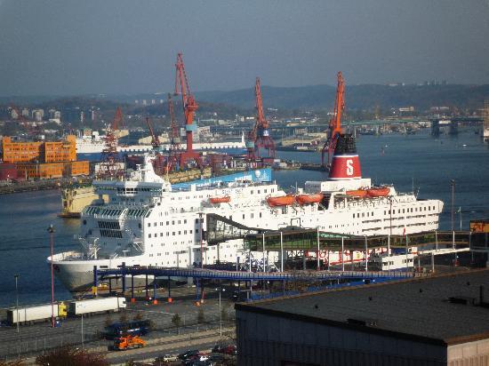 Masthuggskyrkan: Stenna Line Ferry