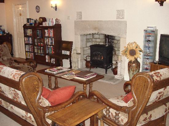 Garston Cottage: The main part aka living room