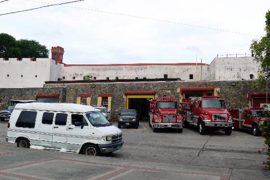 Feuerwehr in Fort Christian