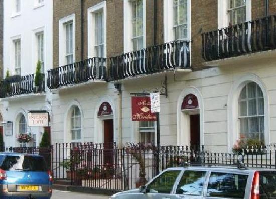 Hotel Meridiana London Tripadvisor