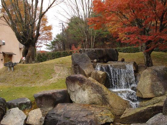 Ena, Japan: いろんなところにサンタがいる