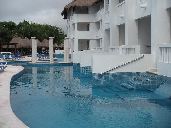 Best Swim Up Rooms In Mexico