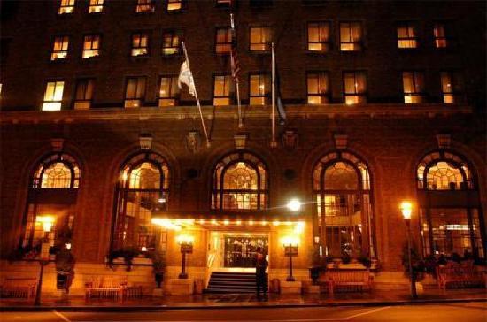 Historic Hotel Bethlehem: Hotel front