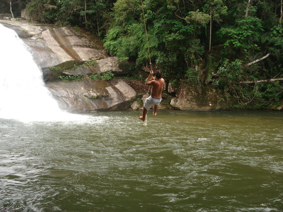 Prumirim  Waterfall