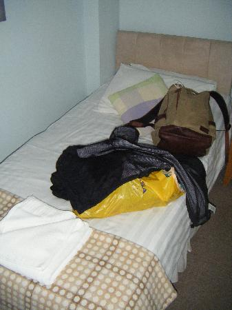 Ty Belgrave House: Single bed