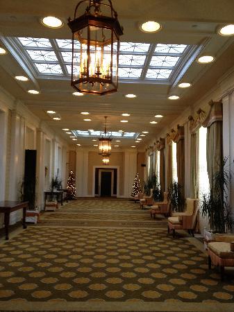 Hallway to Ballroom