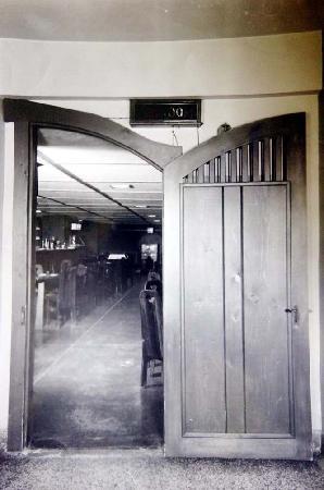 Tap Room - Hotel Bethlehem: The Old Speak Easy.