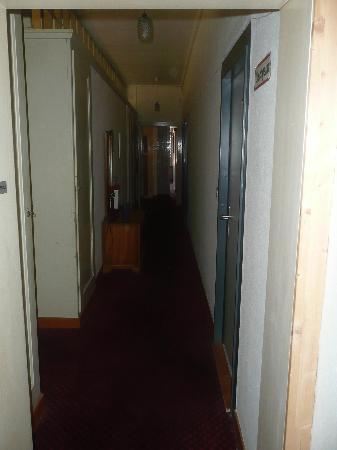 Hotel Kreuz: corridor