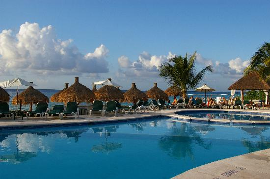Royal Level Occidental Cozumel: Pour se baigner