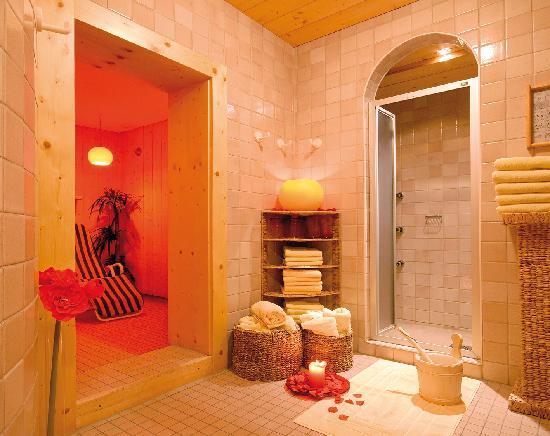 Hotel Am Dorfplatz: Sauna und Infrarotkabine