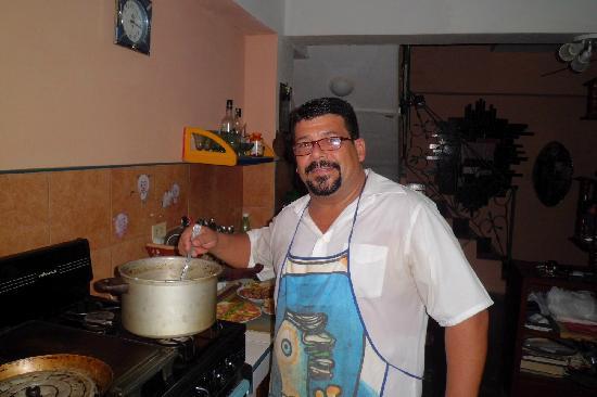 La bodeguita del centro: Chef Jose E Lopez Eupierrez