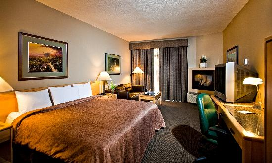 Tunnel Mountain Resort: Executive Suite