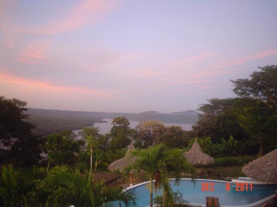 Hacienda Puerta Del Cielo Eco Spa: This will be your view....