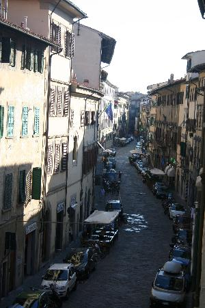 Accademia House: view from room