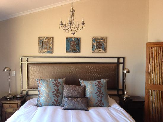 Overmeer Guest House : Our Room_1