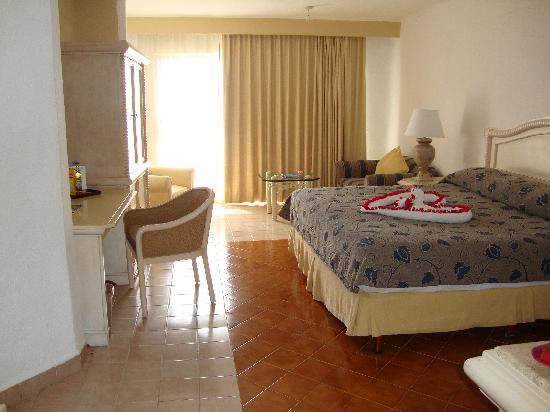 Friendly Vallarta All Inclusive Family Resort: Chambre