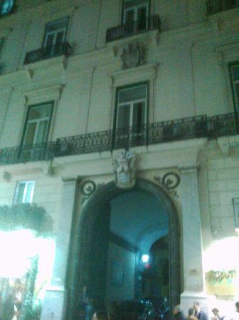 Hotel Principe Napolit'amo: ingesso
