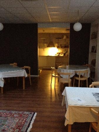 Goteborgs Vandrarhem : Kitchen area