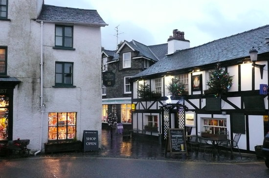 The Red Lion Inn: The Red  Lion Hawkshead