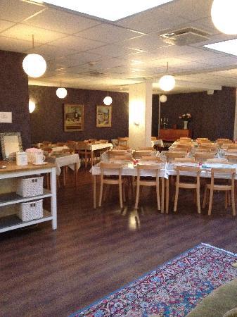 Goteborgs Vandrarhem : Breakfast room