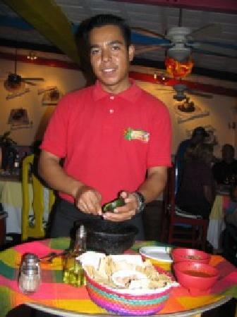 Tequila y Guacamole: MR.GUACAMOLE