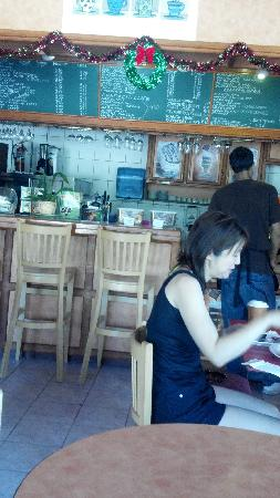 Cafe at the Park: atmoshere friendly