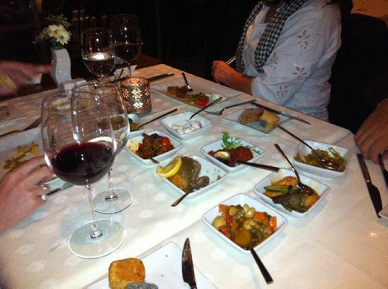 Imbat Restaurant: entree