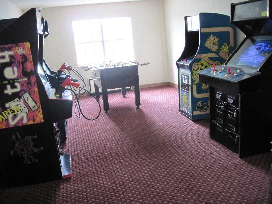 Quality Inn & Conference Center: Arcade