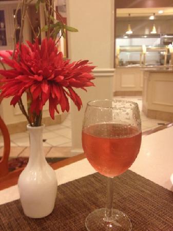 Hilton Garden Inn Nanuet: Hilton garden inn Dining