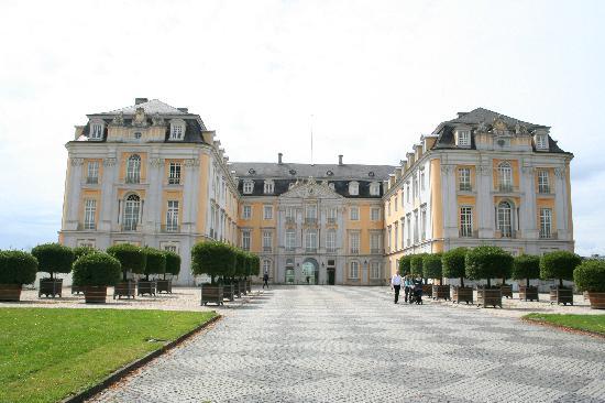 Schloss in Brühl: Main Palace