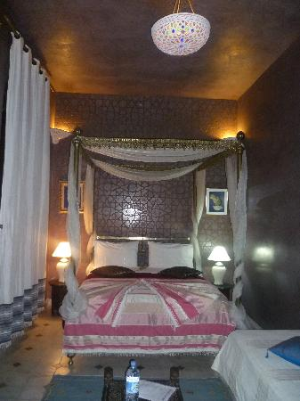 Riad Reves D'orient: our room