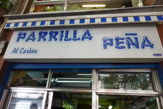 Parrilla Pena