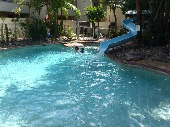 Raintrees Resort: pool