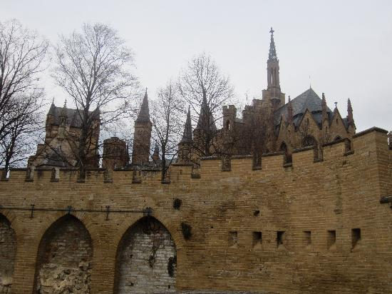 Castle of Hohenzollern: Hohenzollern Castle