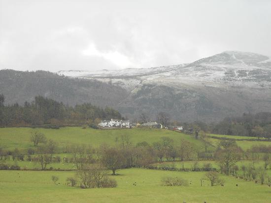 Swinside Inn in winter