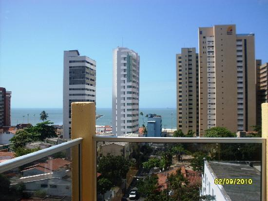 Hotel Casa de Praia: paisagem do hotel