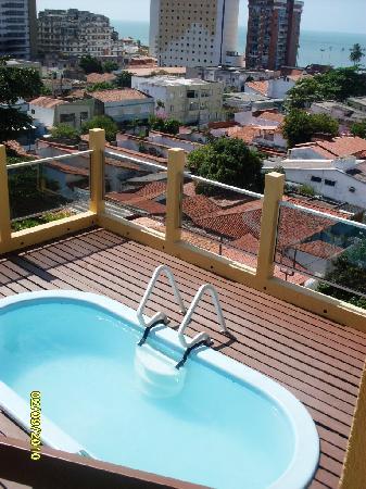 Hotel Casa de Praia: piscina do hotel