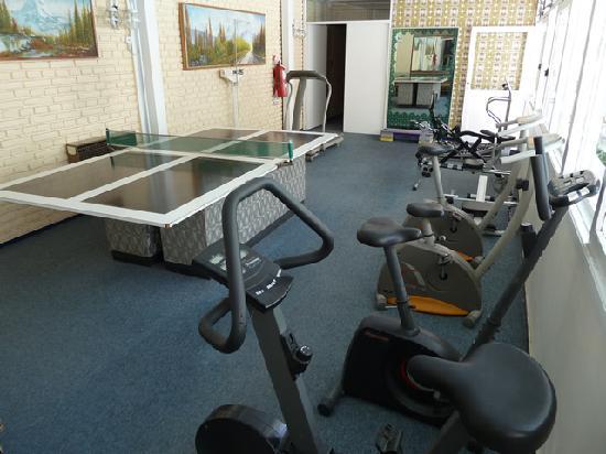 Hotel Nutibara: fitness room