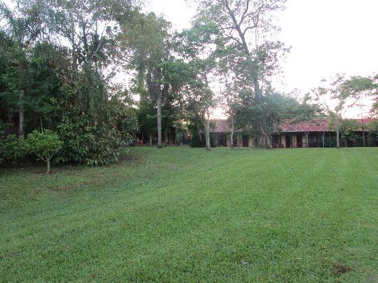 Don Puerto Bemberg Lodge: The accommodation