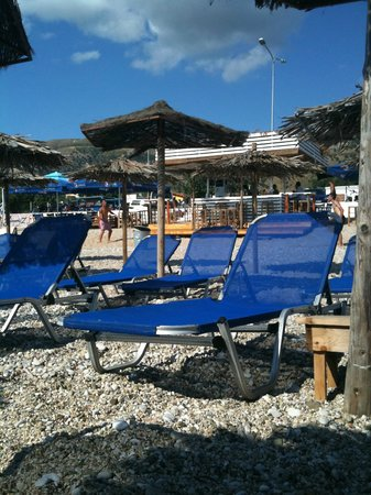 Batida de Coco: the beach bar
