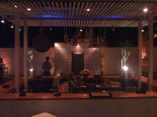 Batida de Coco: the night club