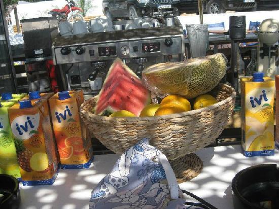 Batida de Coco: lot of fresh daquires