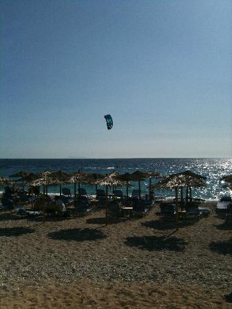 Batida de Coco: kite serfing