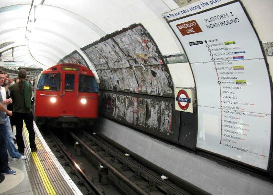 Λονδίνο, UK: Waterloo