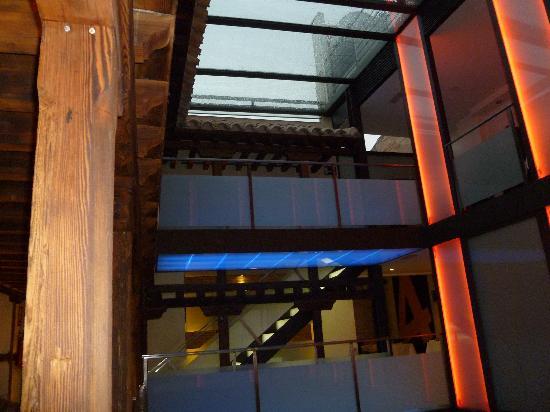 Restaurante Alfileritos 24: Atrium